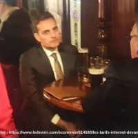 TekSavvy Launches Appeal of CRTC Wholesale Ruling; Shares Pic of Bell Exec, CRTC Chair in Pub