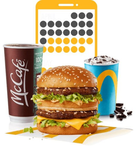McDonald's 'Daily Deal Drops' Coming via Mobile App Starting April 19