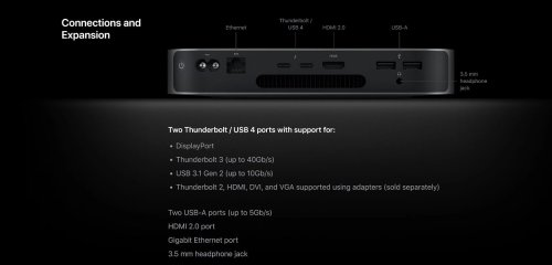 Apple's M1 Mac mini with 10 Gigabit Ethernet Shines in Stress Test [VIDEO]