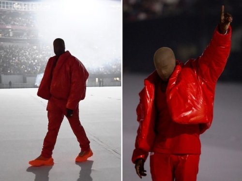 Kanye West's 'DONDA' Streaming Event Breaks Apple Music Records