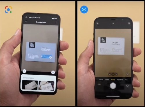 iOS 15 Live Text and Visual Lookup Vs. Google Lens [VIDEO]