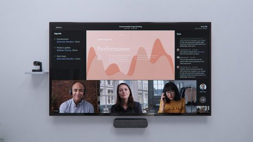 Microsoft Brings New Meeting Experiences with Enhancements to Teams Rooms