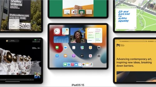 iPadOS 15 Was Built For Multitasking and Performance, Say Apple Execs in Interview