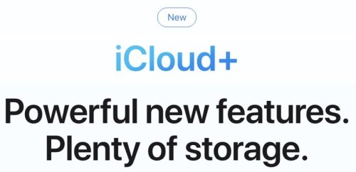 Apple One Subscribers Get Free Upgrade to iCloud+