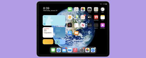How to Use Widgets on an iPad in iPadOS 14