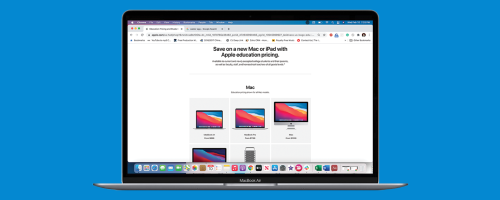 How to Get the Apple Store Education Discount