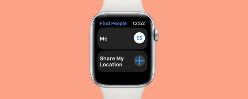 How to Share Your Location from Your Apple Watch