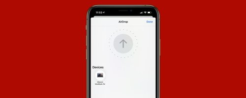 AirDrop Not Working? Here's the Quick Fix