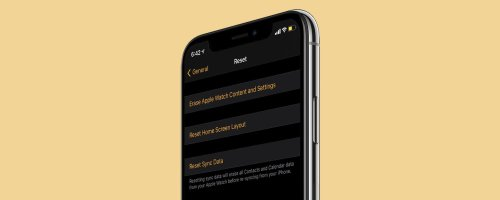 Apple Watch Not Syncing Contacts? Here's How to Fix It