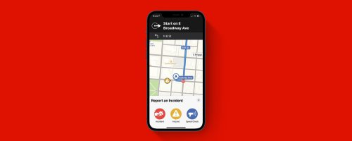 How to Report Accidents, Speed Checks & Hazards Using the Apple Maps App
