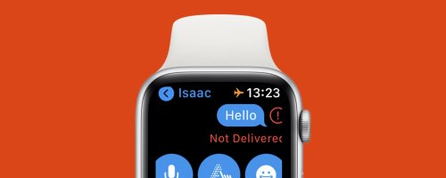 Quick Apple Watch Not Receiving Texts Troubleshooting Tips