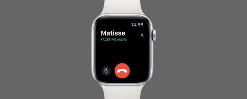 Apple Watch FaceTime: Everything You Need to Know