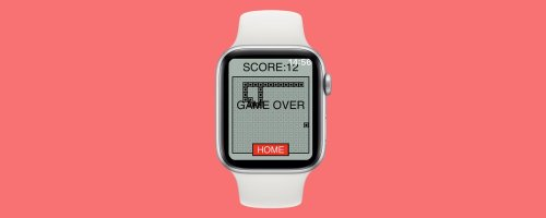 25 Best Apple Watch Games: Classic Snake Game & More