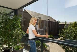 Glass for Balconies - IQ Technical