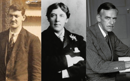 Michael Collins, Oscar Wilde, and Eugene O'Neill all celebrate their birthdays today