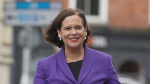 Third of voters would support Sinn Féin in election, poll finds