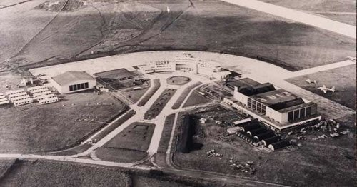 Dublin Airport wows followers with throwback pic from 1940's