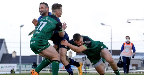 Dave Kearney on missing the La Rochelle semi-final and hunting more silverware