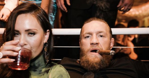 Conor McGregor tags Dee Devlin in naked social media post