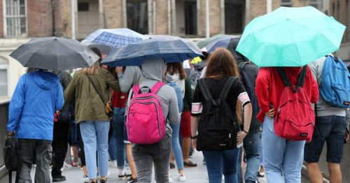 Met Eireann forecast the end of summer conditions as horrid spell hits