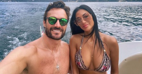Thom Evans admits he's 'punching' and has hit jackpot with Nicole Scherzinger