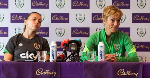 Possibility of protest to be discussed by Ireland's WNT ahead of World Cup clash
