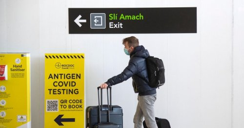 Ireland travel latest - airport fines, Aer Lingus blow and the Green Cert