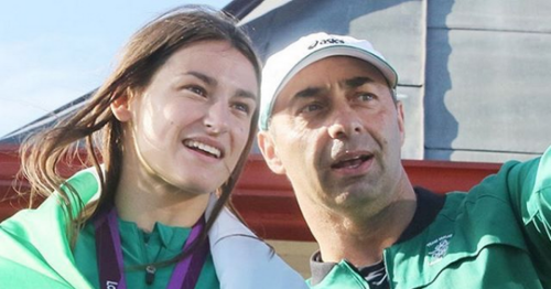 Inside Katie Taylor's family life - Including relationship with dad and siblings