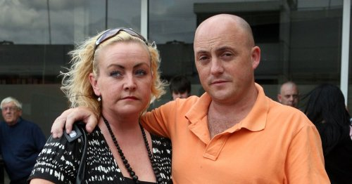 Dave Mahon walks free from prison after five-year sentence for stabbing stepson
