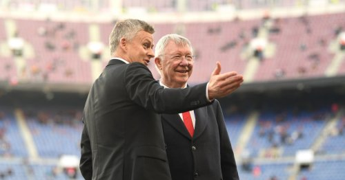 Sir Alex Ferguson's Solskjaer support is stark contrast to Moyes actions