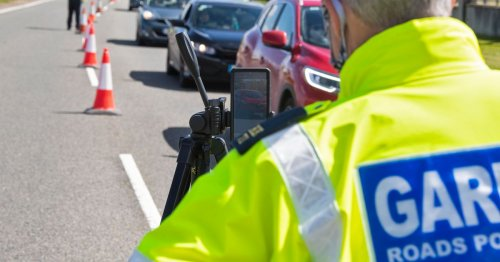 Ireland's drink driving limits ahead of Bank Holiday weekend checkpoints
