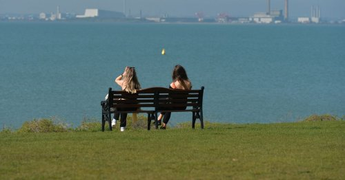 Met Eireann pinpoints area to be scorched with 24C heat but rain also set to hit