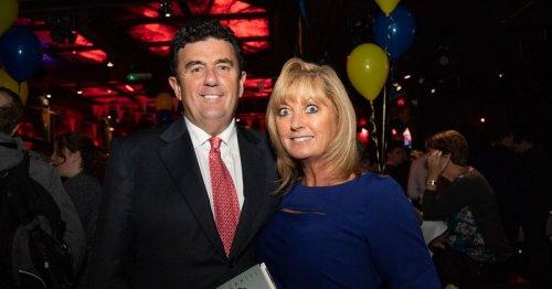 Family life of RTE's Des Cahill - past regret and who is 'centre of the craic'
