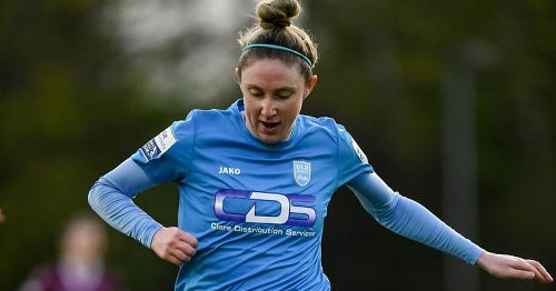 Jessica Gleeson on falling back in love with football at DLR Waves this season