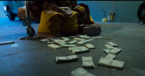 Netflix's new true-crime series looks at three of the world's biggest heists