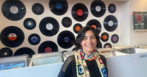 Couple bought Irish record store on Facebook 'by accident'