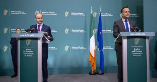 Micheal Martin and Leo Varadkar give clear indication of next stage for Ireland