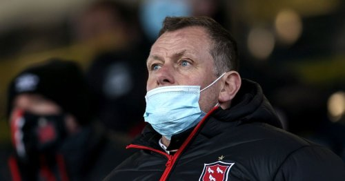 Jim Magilton insists Dundalk will bounce back despite managerial chaos