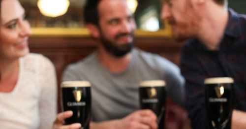 Diageo 'working hard' to ensure pubs have plenty of Guinness for reopening