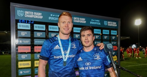 Ciaran Frawley now in the mix for Ireland selection, believes Leo Cullen
