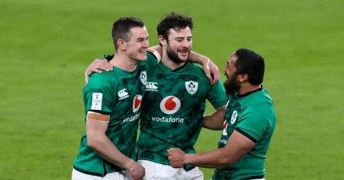 IRFU hit jackpot as Ireland book Las Vegas date