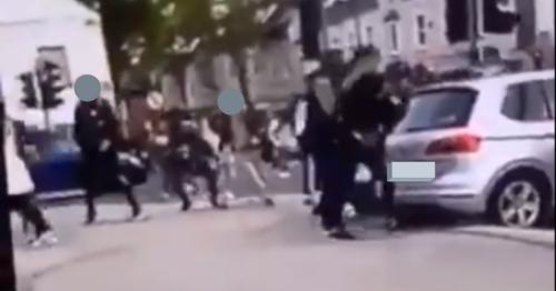 Arrests made as gardai sent to 'disturbing scenes' of brawl in Irish village