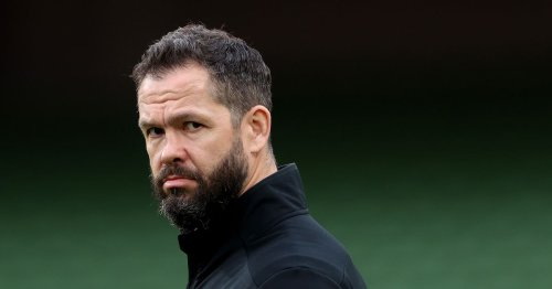 Ireland squad announcement LIVE: Updates as Andy Farrell names squad