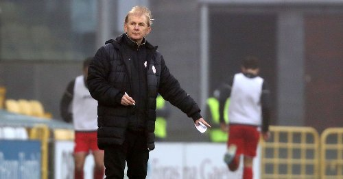 Liam Buckley's message to Sligo stars as they look to make statement this season
