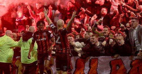 Late Georgie Kelly goal sends Bohs to their first FAI Cup final since 2008
