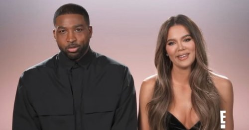 Khloe Kardashian branded 'doormat' and implored to leave Tristan Thompson