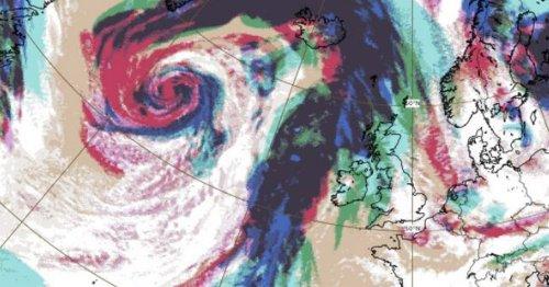 Met Eireann issues warning for two counties as brutal Atlantic system hits