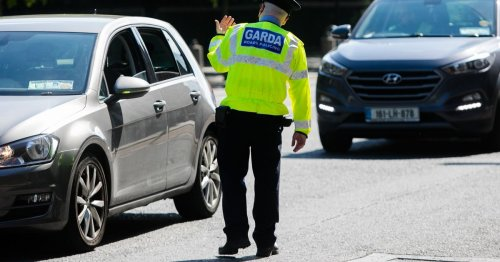 Road users warned of random stops as gardai to check for three main offences