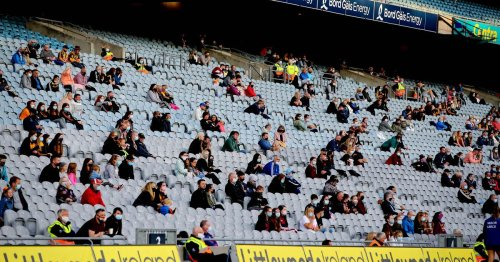 'Significant increase' to number of fans allowed at matches to be announced