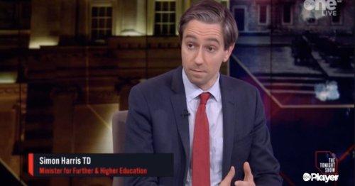 Virgin Media Tonight Show viewers praise Claire Brock for 'lashing' Simon Harris